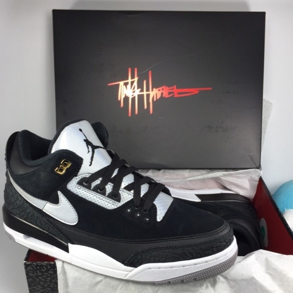 alguna cosa vía minusválido  Jordan Shoes | Nib Nike Air Jordan 3 Retro Tinker Hatfield | Poshmark